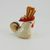 Chicken Toothpick Holder - Vintage Chicken Collectible