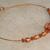 Copper and Brass Slider Neck Wire