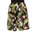 Elastic Waist Skirt in Hawaiian Floral Print, Sizes  Large, X Large, XX Large