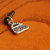 Cell phone charm with silver purse