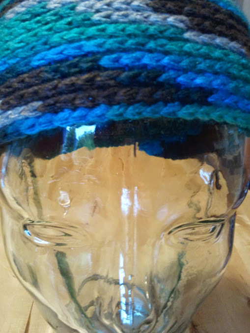 Surface Braid Spiral Beanie - Customize it!