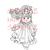 Fanny Foxpaw  digital stamp