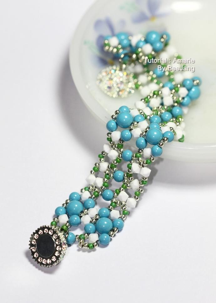 Tutorial : Amarie Bracelet