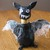 "Halloween "" Batty "" Bottle- great for any Halloween party decoration- One of a"
