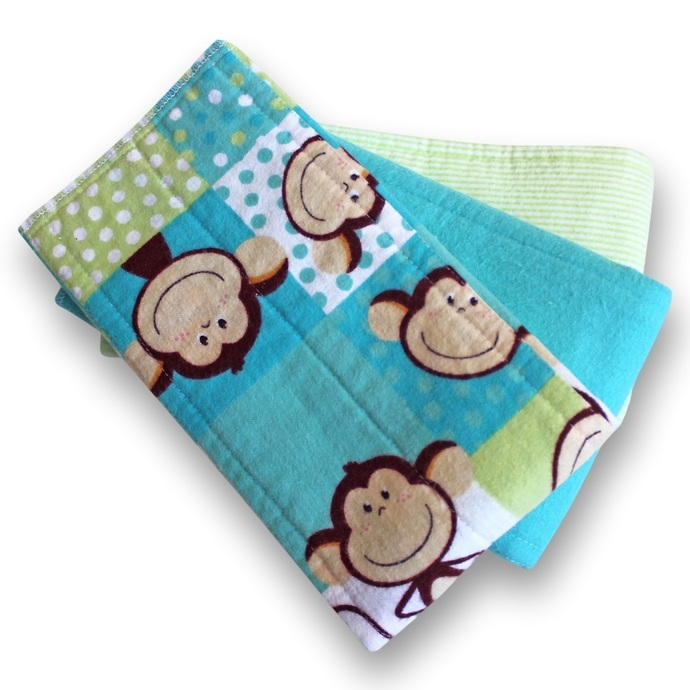 Cloth Diapers, Set of 3