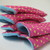 Pink with Green Polka Dots on Blue Cloth and Bamboo Pad and Pantyliners Starter