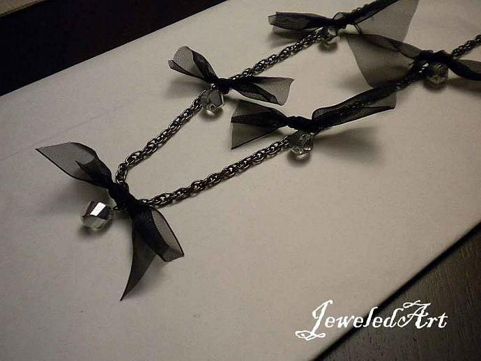 Black Tie Affair Necklace