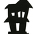2pcs Foam Haunted House