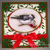 "GIFT-""Oh my little Chickadee…"" Winter Handmade OOAK Card"