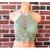 Crochet High Neck Halter Top, Boho Gypsy Crochet Top by Vikni Designs