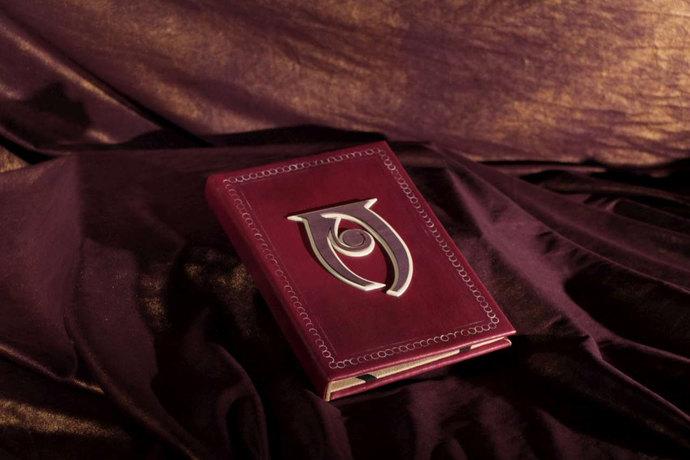Dovahkiin / Dragonborn's Skyrim Conjuration Tome - eReader / Tablet Cover -