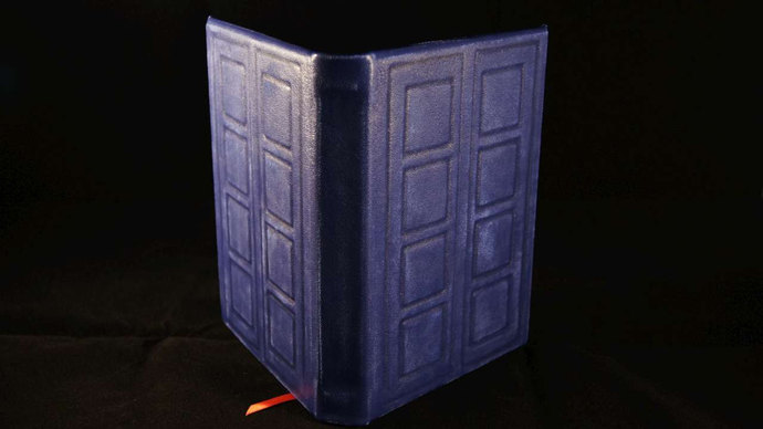 Doctor Who River Song's Journal - Leather eReader & Tablet Cover - iPad, Kindle,