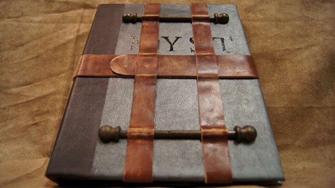 Myst Linking Book of D'ni iPad / eReader Cover