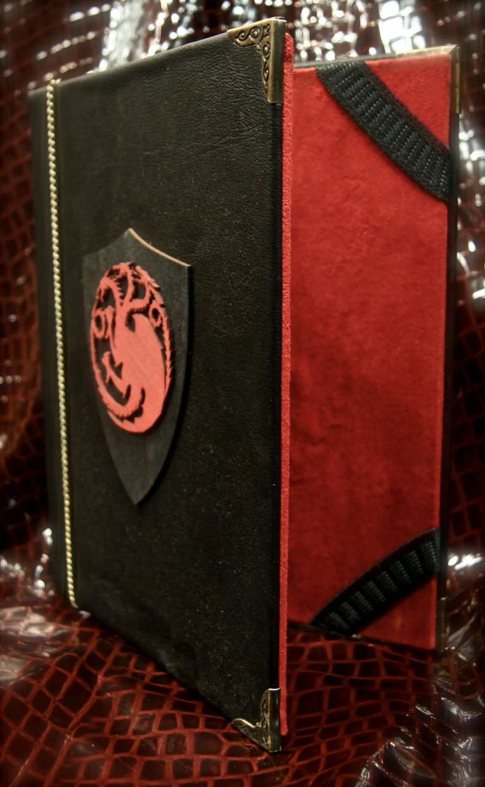 House Targaryen Game of Thrones eReader / iPad Cover