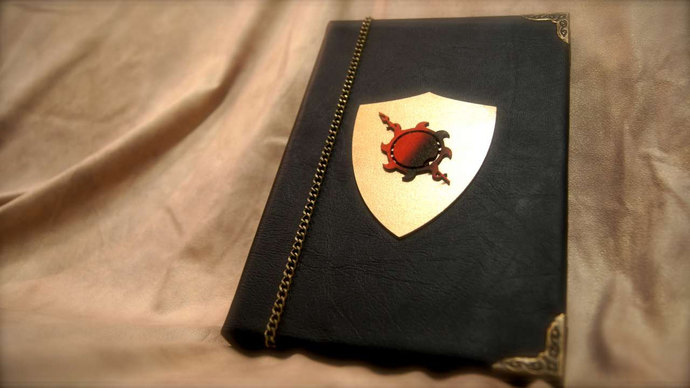 House Martell Game of Thrones eReader / iPad Cover