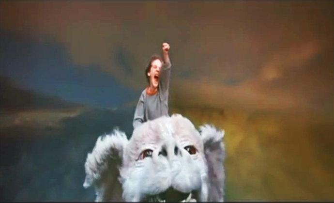 The Last Grain of Fantasia - Neverending Story