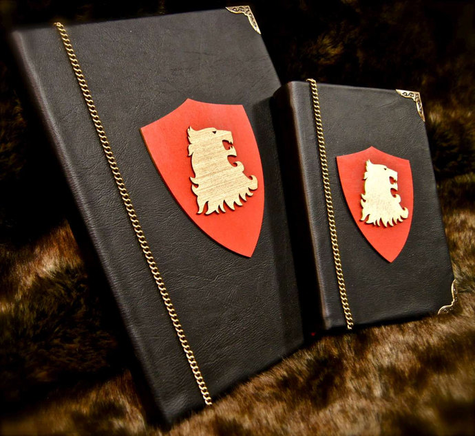 House Lannister Game of Thrones eReader / iPad Cover