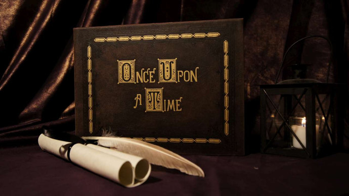 Once Upon A Time eReader / iPad Cover