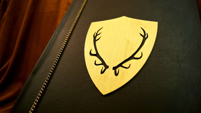 House Baratheon Game of Thrones eReader / iPad Cover