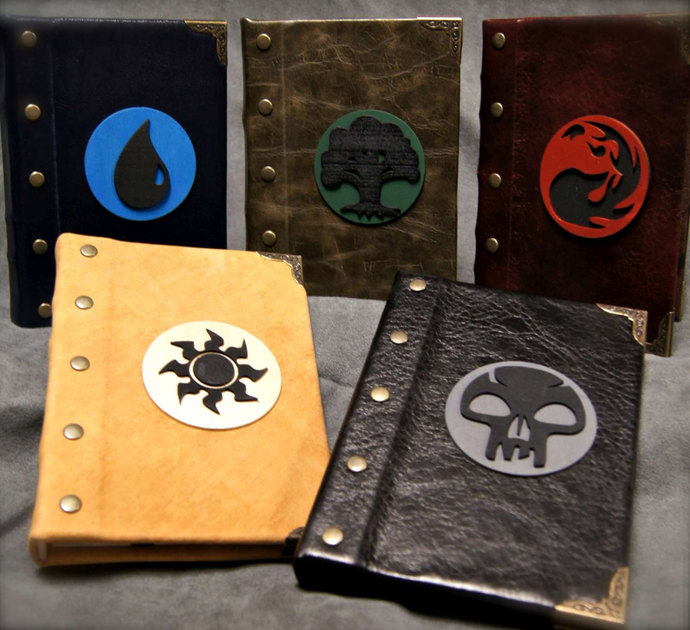 Magic MTG Planeswalker Black eReader & iPad Cover