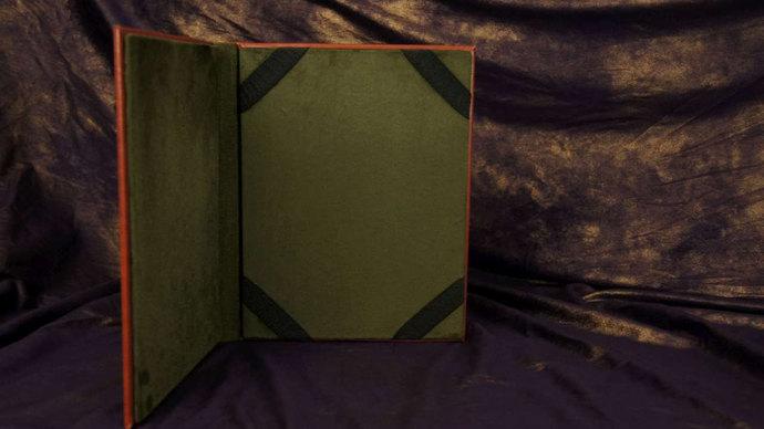 Dovahkiin / Dragonborn's Skyrim Restoration Tome - eReader / Tablet Cover -