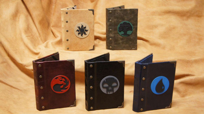 Magic The Gathering MTG Green Forest IPad / Tablet / Kindle / EReader Cover