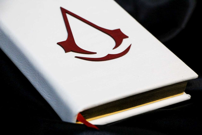 Custom Tablet or eReader Cover - Assassin's Creed Ezio Firenze Journal