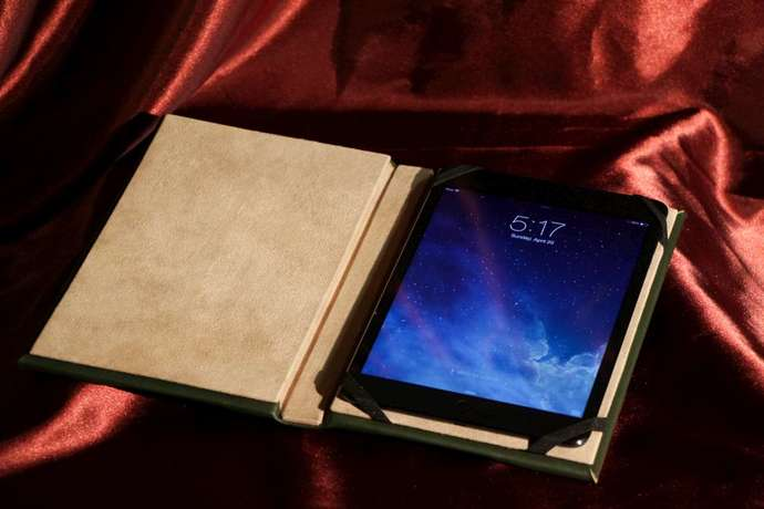The Necronomicon HP Lovecraft IPad / Tablet / EReader / Kindle Cover