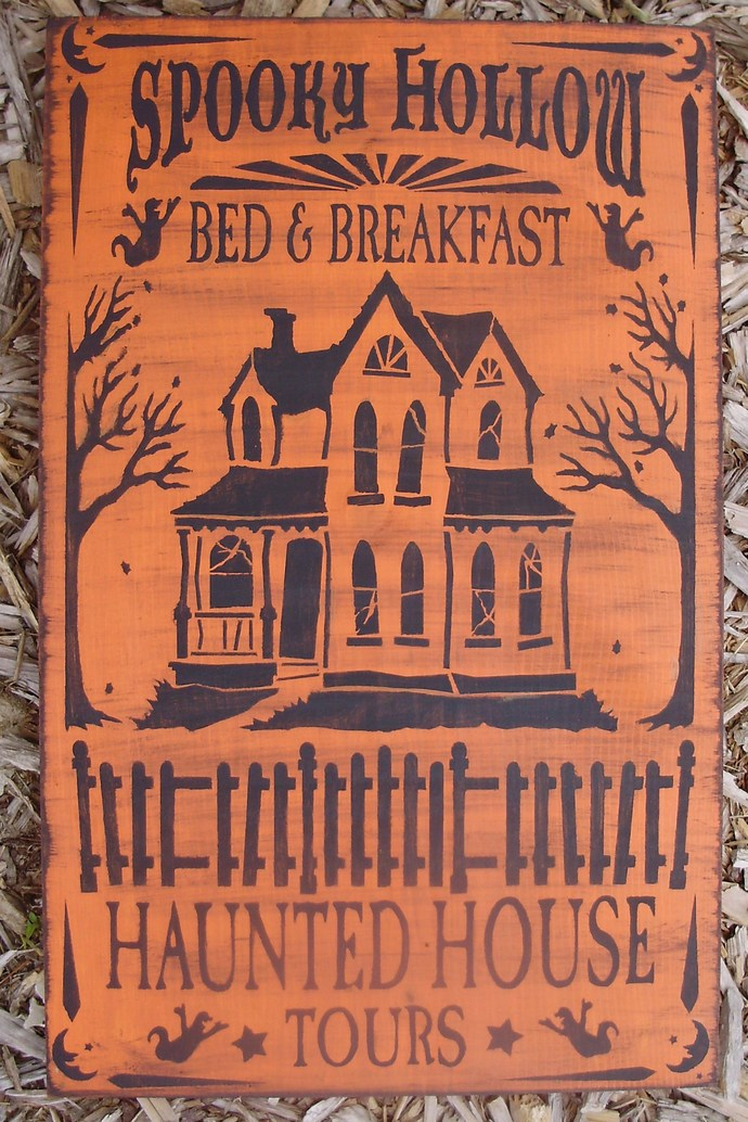 Vintage Halloween Decorations For Sale