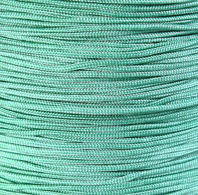 1mm green nylon cord - nylon thread - chineese Knotting Cord - Macrame thread -