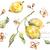 kitchen wall art, lemon art print, lemon watercolor, yellow kitchen print, fruit