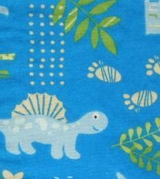 Baby Dino Quilt