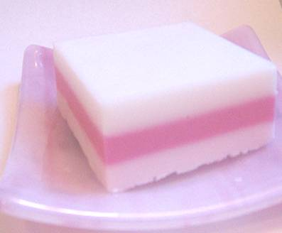 Pomegranate Vanilla Soap