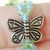 Butterfly Ring Size 8