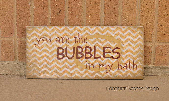 Yellow And Red Chevron Sign You By Dandelion Wishes Design On Zibbet