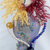 """GEMINI-  ZODIAC  Art  Doll- OOAK, 20 cm (8"""") Tall"""