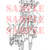 Rosy Romanza Valentine Girl digi stamp