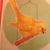 Vintage Tip Top Elf Book- 1959 - Larry the Canary by Ellen Wilkie
