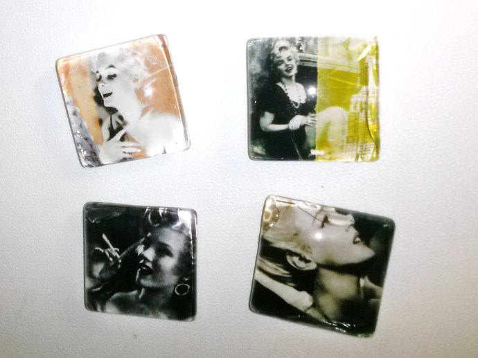 Marilyn Monroe Fridge Magnets