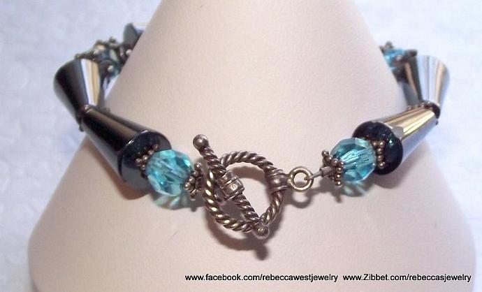 Vintage Victorian Look Bracelet