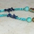 Amazonite and Turquoise Necklace