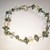 Bold AB Crystal Bracelet with Tibetan Silver Beads