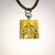 Hindi Diety Scrabble Tile Pendant