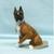 Hevener Collectible Boxer Dog Figurine