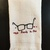 TALK NERDY TO ME fingertip towel