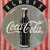 ALWAYS COCA COLA kitchen towel