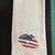AMERICAN FLAG LIPS kitchen towel