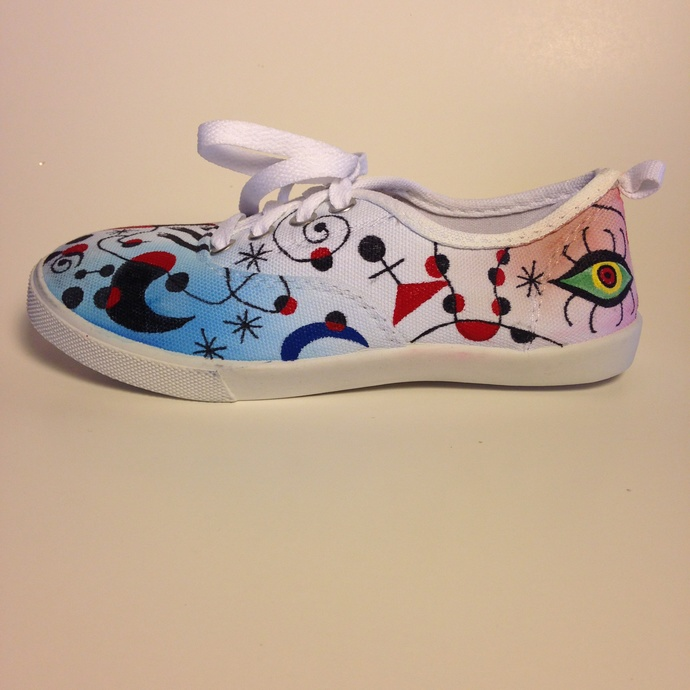 Joan Miro Shoes!