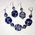 Kazuri Bracelet & Earring Set, Item #389