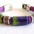 Regaliz Greek Leather Bracelet, Item #430